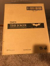 Hot Toys The Dark Knight DX01 Joker LEDGER DX Batman TDK Dark Knight w/ extras!!