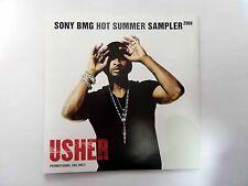 Usher. The Script. Leona Lewis. Offspring. Alicia Keys KOREA PROMO SAMPLER CD