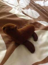 Brown Seal Stuffed Animal