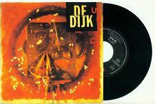 """de DIJK - 5 uur / Nachtmerrie Blues (1991 PS VINYL SINGEL 7"""")"""