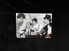 The Who Rotosound Promo Poster<<>>The Who