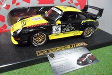 PORSCHE 911 GT2 #55 L. BRYNER Enzo Calderari 1/18 ANSON 30325 voiture miniature