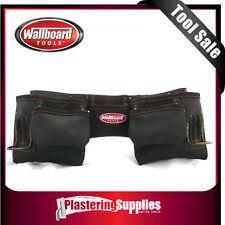 Moccasin Leather  Nail Bag Premium   4 pocket  WallBoard Tools  BT-600-M