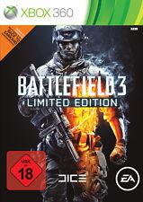 Battlefield 3 -- Limited Edition (Microsoft Xbox 360, DVD-Box)