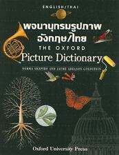 The Oxford Picture Dictionary: English-Thai Edition (Oxford Picture Dictionary