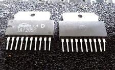 Toshiba TA7205 TA7205P Amplificador de Audio 5.8W CB radio EG47 10 Pin nte1155
