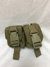 Eagle Industries Coyote Double Frag Grenade Pouch FSBE