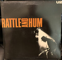 U2 – Rattle And Hum (Double LP) FREE SHIPPING