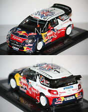 Norev Citroën DS3 WRC 2011 World Champ. S. Loeb 1/18 181557 16