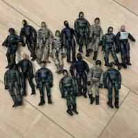 "Lot 5Pcs GI Joe military The Ultimate Soldier WWII 3.75"" figure random no repeat"