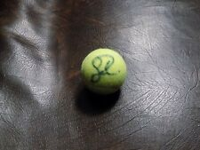EUGENIE BOUCHARD AUTOGRAPHED NEW PENN TENNIS BALL W/COA
