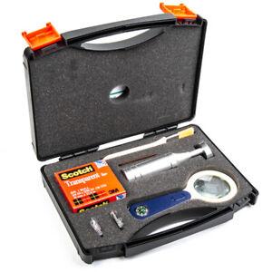 Cross Hatch Adhesion Tester Instruction Cross-Cut Tester Kit