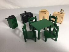 New ListingCalico critters/sylvanian families Vintage Kitchen Furniture