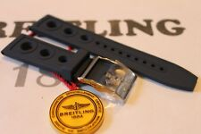 100% Genuine New Authentic Breitling Blue Ocean Racer Tang Fibbia Cinturino 22-20 mm