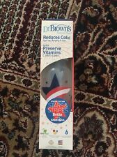 NWT Dr. Browns Special Edition Baby Bottle 8 Oz