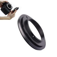 72mm Macro Reverse Adapter Ring F Olympus OM43 OM 4/3 E1 E3 E620 E520 E510 72-43