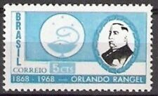 BRAZIL - 1968 - Medical Science - Orlando Rangel - MNH Stamp - Scott #1075