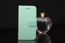 Fundas con tapa color principal azul estampado para teléfonos móviles y PDAs