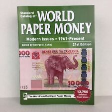 Standard Catalog of World Paper Money, Modern Issues, 1961-Present Paperback