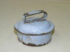 bel âge Couverture pour Pot à eau, 8cm Ø Émail
