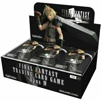 FINAL FANTASY TCG OPUS 4 IV BOOSTER BOX NEW AND SEALED 36 PACKS FREE SHIP