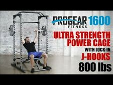 Modular Steel Power Cage. Squat Rack. Pull Up Bar.