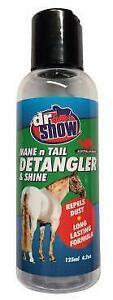 Dr Show Mane and Tail Detangler 125ml