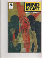 Ming Mgmt #1 Variant Comic Book in NM Condition.