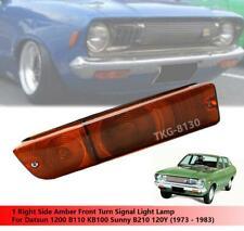 Right Amber Turn Signal Light Use Datsun 1200 B110 KB100 Sunny B210 120Y