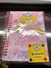 Build-A-Bear Workshop Princess Journal 80 Pages. Brand New