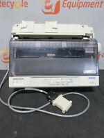 Epson LX-300 Quiet Color Upgradeable Laboratory Printer Dot Matrix