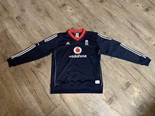 Adidas England Cricket Codafone Long Sleeve Jersey Men Size XL
