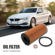 Für BMW Diesel 1/2/3/4/5 / X1 / X3 F10 F11 Ölfilter Satz Modelle OEM 11428507683
