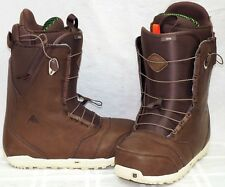 16-17 Burton Ion Leather New Men's Snowboard Boots Size 9 *Asian Fit* #632676
