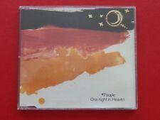 M PEOPLE - ONE NIGHT IN HEAVEN , Maxi EP Musik CD Rock Pop ~031