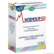 Esi colesterolo - Normolip 5 60 Capsule