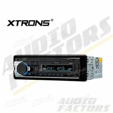 XTRONS One DIN DAB+ Radio Car Headunit Stereo MP3 Player Bluetooth USB SD AUX-IN