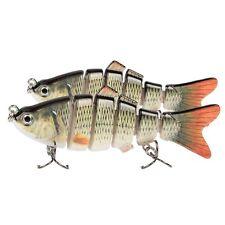 Lot 1pcs Kinds of Fishing Lures Crank baits Hooks Minnow Baits Tackle New