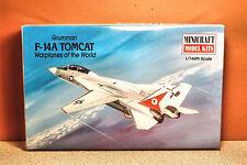 1/144 MINICRAFT GRUMMAN F-14A TOMCAT MODEL KIT # 14422