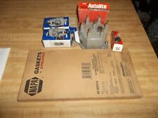 Ford cap and rotor v6 cap rotor valve gasket 5 spark plugs