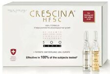 10+10 vials 500 Woman Crescina HFSC Hair Growth and Fighting Hair Loss Treatment