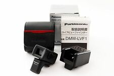 Panasonic DMW-LVF1 (DMW-LVF1E) Viewfinder From Tokyo Japan [Top Mint]