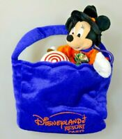 Disneyland Resort Paris DLRP Happy Halloween Treats Bag mit Minnie Mouse