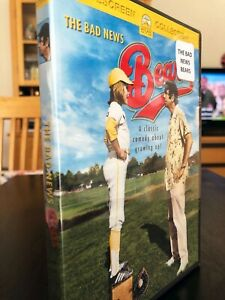 The Bad News Bears DVD 1976 Widescreen Version Dolby / Free Shipping!