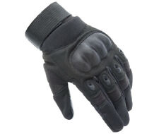 Tactical gloves shooting knuckle, hard riding full finger gloves Outdoor
