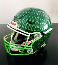 RARE Authentic Saskatchewan Roughriders Riddell Speed Flex Helmet (Full Size)