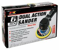 "Wilmar M641 Performance Tool Auto Painting Air 6"" HD Dual Action DA Sander"