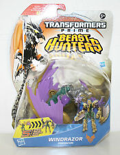 Hasbro Transformers Prime Beast Hunters Windrazor Predacon Level 1