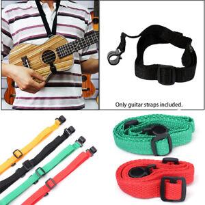 Musical Instrument Straps Ukulele Strap Adjustable Belt Guitar Accessories