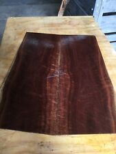Ringed / Marbled Gidgee Guitar Back And Sides . Luthier #1009